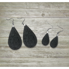 Medium Teardrop Earrings